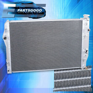For 93 02 Chevy Camaro Pontiac Firebird 5 7l V8 3 row Aluminum Racing Radiator