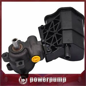 New Power Steering Pump For 02 07 Dodge Ram 1500 Except Zf Pump W Reservoir Us