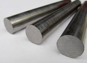 H13 Tool Steel Rod Round 1 1 000 Dia 6 Long Qty 3 great Price