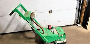 Edco Cd 5 Five Head Concrete Scabbler Grinder Surfacer Breaker Air Powered