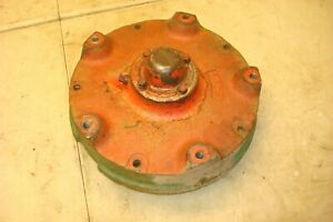 1953 Oliver 77 Tractor Front Hub