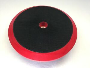 Hook And Loop Backing Plate Rotary Buffer