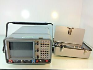 Ifr A 7550 Spectrum Analyzer 10khz 1ghz