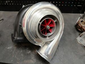 Borg Warner S480 Twin Scroll T6 Turbo S400 Billet 1 32