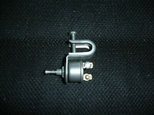 Nos 6 Volt Push Pull On Off Switch Heater Light Ect
