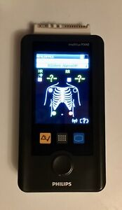 Philips Intellivue Mx40 Wearable Portable Patient Monitor W Leads
