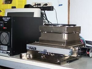 Neat Xyz 3 axis Precision Stage Wafer Inspection New England Affiliated Danaher