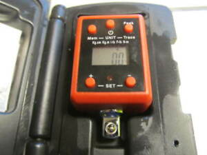 3 8 Dr Digital Torque Wrench Adaptor Micro Meter Ft lb In lb Led Microtorque