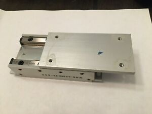 Parker Deltron Cross Roller Linear Slide 3 Travel