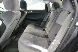 2012 Chevy Impala Second 2nd Row Rear Back seat Gray Cloth Oem