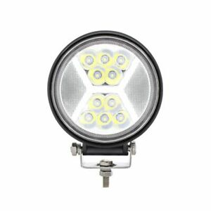 4 5 24 High Power Led Work Light With X White Light Guide 5200 Lumens Ip67