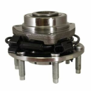 New Front Wheel Bearing Hub Assembly For 02 09 Envoy