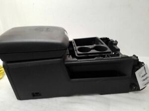 16 Dodge Ram2500 Black Center Console Leather 19012