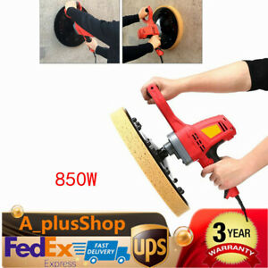 Concrete Cement Mortar Electric Trowel Wall Smoothing Polishing Machine Usa