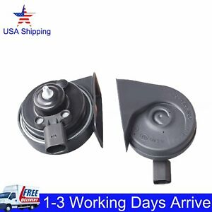 Oem New 2pcs Tone Horn For Honda Accord 38150sdba02 38100sdba02 For Acura Rl Tsx