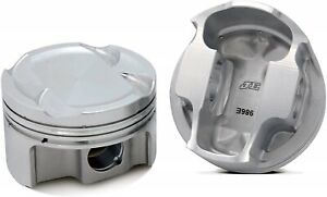Je Pistons Set Of 6 Pistons Fits Bmw N54b30