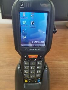 Datalogic Falcon X3 2d Imager 802 11a b g Bluetooth 29 Keys Pistol Grip