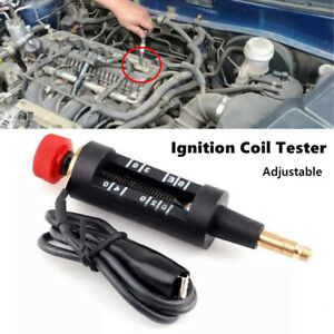 Flexible High Energy Ignition Spark Plug Tester Wire Coil Circuit Diagnostic Kit