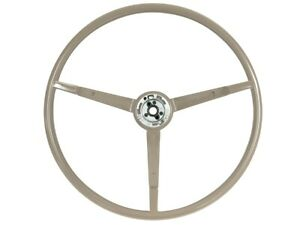 1965 66 Ford Mustang Steering Wheel Standard Parchment