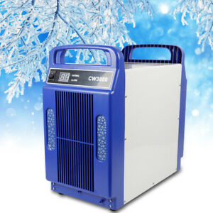 Cw 3000 Industry Water Chiller Cool For Co2 Glass Laser Tube 2 Years Warranty
