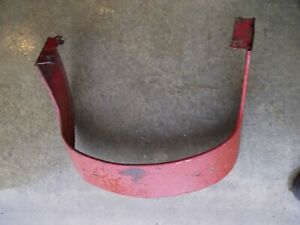 International Ih Farmall 460 Utility U Deluxe Seat Back Bracket