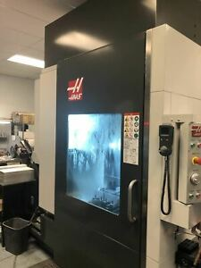 Haas Umc 750 Vmc 2019 15k Spindle Low Hours Wips Tsc