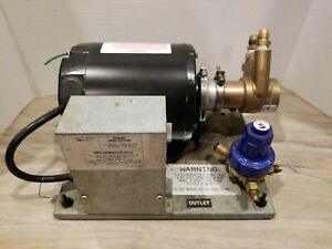 Cornelius Carbonator Inteli Pump Carbonator 452r For Soda Fountains 1 3 Hp