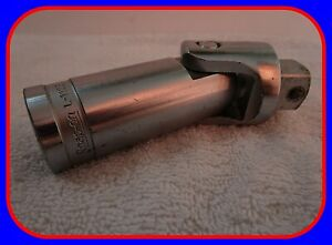 Snap On L 112e 3 4 Flex Swivel Breaker Bar Head Socket Tool Made In Usa