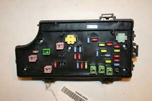 2011 2012 2013 Jeep Compass Tipm Totally Integrated Power Module P04692343ad