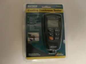 Extech Cg204 Coating Thickness Tester Paint Thickness