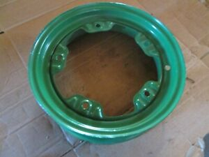 Oliver Tractor 77 88 770 880 1600 Front Rim Nice