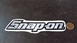 Snap On Tools Logo Decal Sticker New