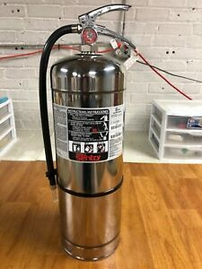 2011 Ansul Sentry Pressurized Water Fire Extinguisher Hydrotested