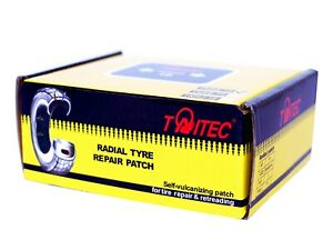 Taitec Tnra 10 Tire Repair Patch 3 1 X 2 4 10 Pc Cars Trucks Suv