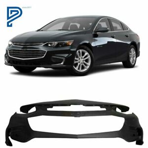 New Primered Front Bumper Cover For 2016 2017 2018 16 18 Chevy Malibu
