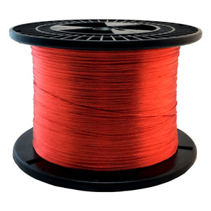 22 Awg Litz Wire Unserved Single Build 40 38 Stranding 5 0 Lb 100 Khz