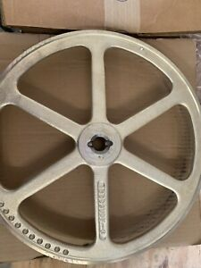 Biro Meat Saw 16 Upper Saw Wheel Pully Wheel Only 16003udf 6