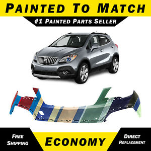 New Painted To Match Front Upper Bumper Cover For 2013 2016 Buick Encore W Park