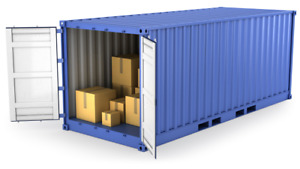 New One Trip 20 Ft Standard Shipping Storage Cargo Container Dallas Tx