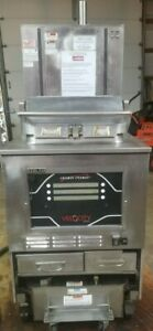 Henny Penny Pxe 100 Velocity Series Pressure Fryer Free Shipping 30 Day Warranty