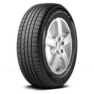 Goodyear Set Of 4 Tires 195 65r15 T Assurance All Season Fuel Efficient