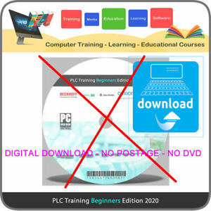 Plc Course Training Software Beginners Edition Learn Programming Allen Bradley