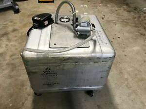 Wells Johnson Aspirator Ii Vacuum System With Foot Switch