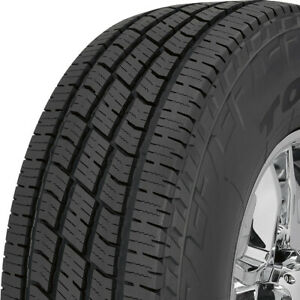 2 New Lt225 75r16 E 10 Ply Toyo Open Country Ht Ii 225 75 16 Tires