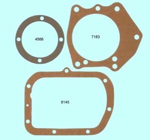 Saginaw 3 4 Speed Transmission Gasket Set 8146