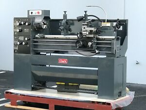 Precision Gap Bed Engine Lathe14 x40 220v Single Phase 3h p Brand New