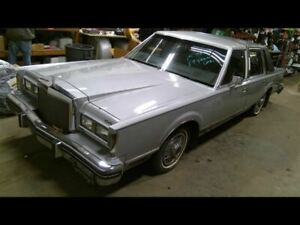 Wiper Transmission Fits 80 85 Lincoln Town Car 690170
