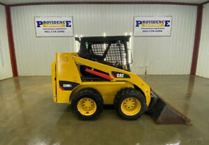 2013 Cat 226b3 Skid Steer Wheeled Loader 61hp