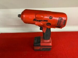 Snap on 1 2 Drive 18v Cordless Impact Wrench