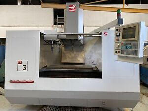 1994 Haas Vf3 Vertical Machining Center Video Available